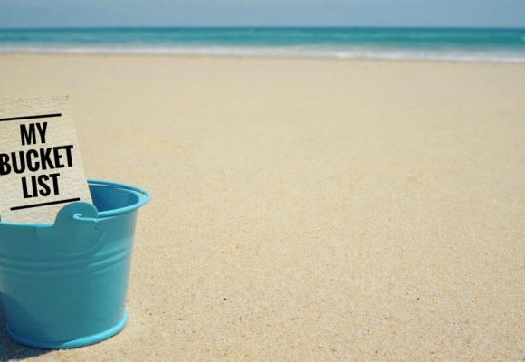 Summer bucket list for teachers