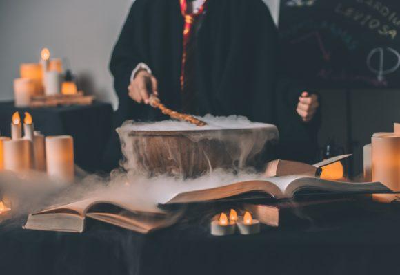 Летняя смена в лагере по Гарри Поттеру