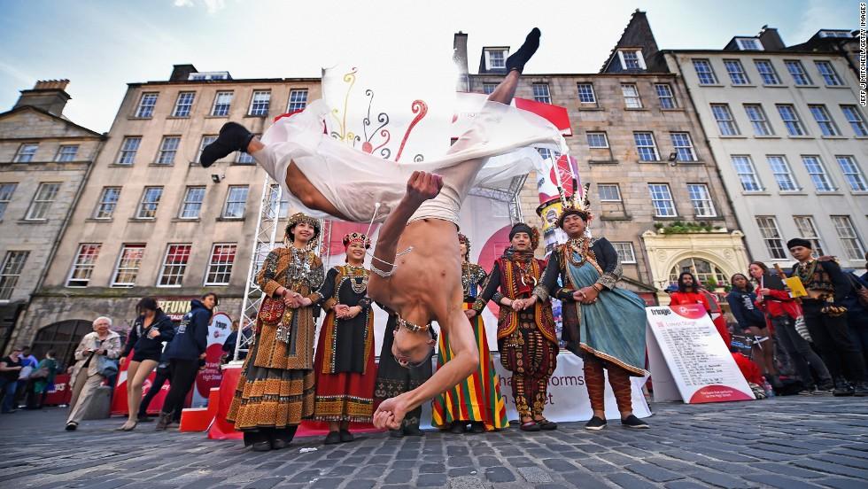 Эдинбургский Fringe: все, что нужно знать
