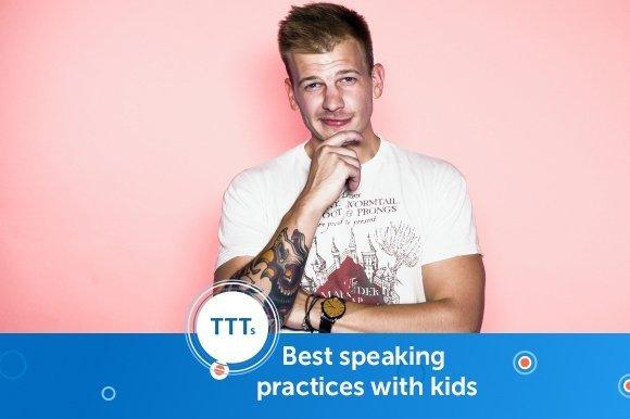 Английский для детей. Лучшие разговорные уроки с ребенком от учителя из США