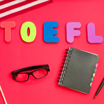 Preparation for TOEFL: coursebooks and resources