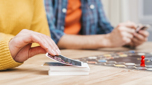 Is playing games with adults a serious thing?