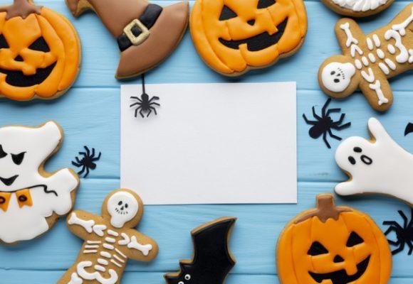 Веселые хэллоуинские игры для практики английского