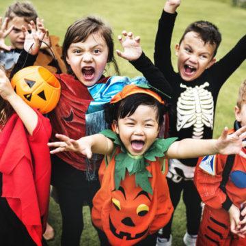 Какие книги прочитать с детьми на Хэллоуин