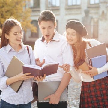 Профориентация подростков на уроках английского языка