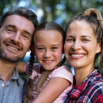 Family (worksheet for kids)