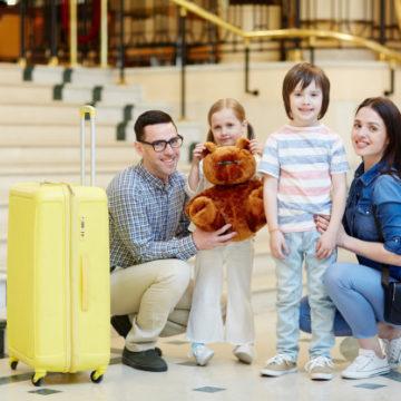 Как подготовить ребенка к поездке за границу