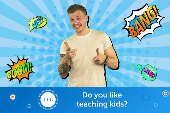 Почему я люблю преподавать детям английский?