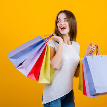 World Shopping Day. Are you a shopaholic? (test)