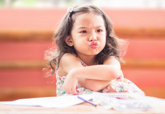 Настроение ребенка: адаптируем урок