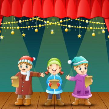 Зимние песни на уроках английского языка