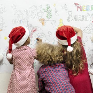 Christmas Lesson for 2-3 grades
