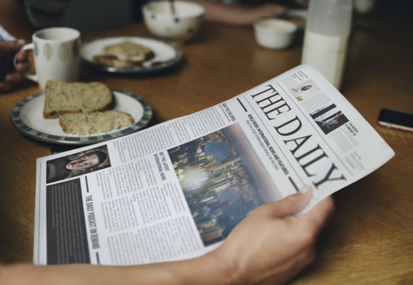 How to conduct news lessons for teens