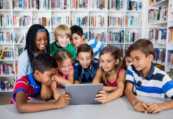 Осторожно – дети. Тренд года – онлайн-обучение детей