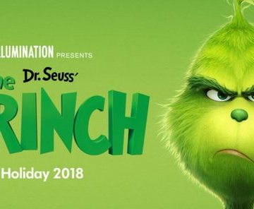 Film Discussion: The Grinch
