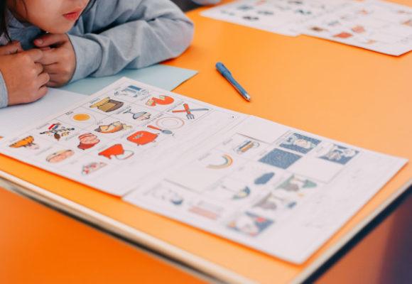 С чего начать обучение детей письму?