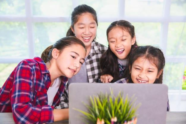 5 игр для групповых онлайн уроков без подготовки