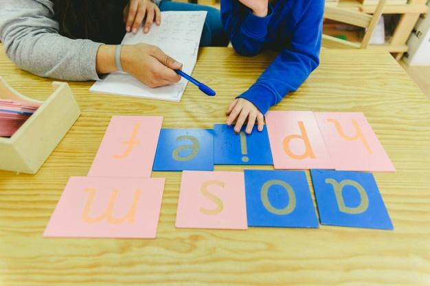 Учим детей правильной интонации