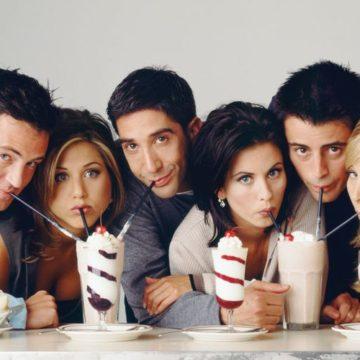 """""""Friends"""" comeback: lesson ideas (Pre-intermediate+)"""