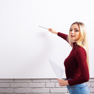 LCD Projectors and Smart Boards – future is here