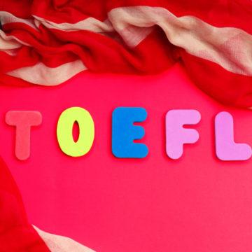 TOEFL Vocabulary: course consultations