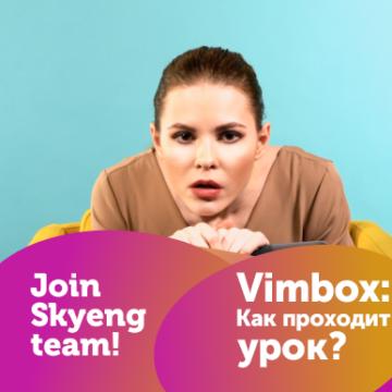 Онлайн-урок во время карантина: как все проходит на Vimbox?