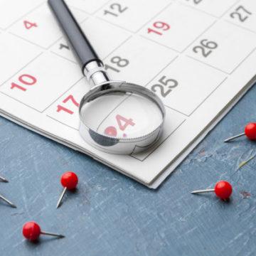Календарь мероприятий в англоговорящих странах (апрель-июнь)
