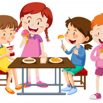 Food (lesson plan for preschoolers)