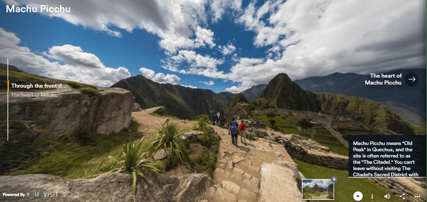 Виртуальный отпуск: идеи для урока