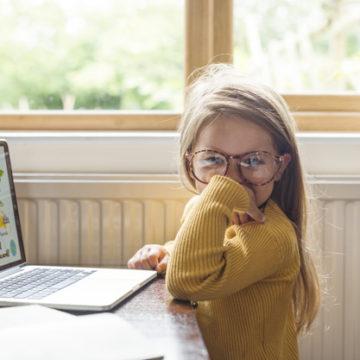Подвижные игры на онлайн уроке