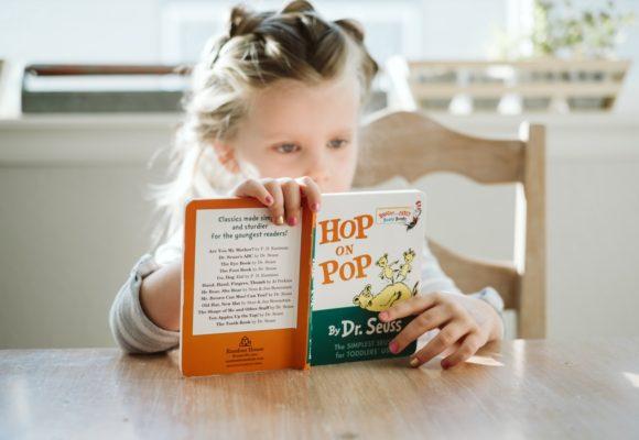 3 типа детских книг для формирования навыков Listening and Speaking