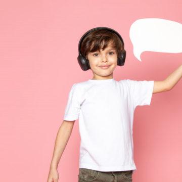Аудирование на основе выдающихся детских речей