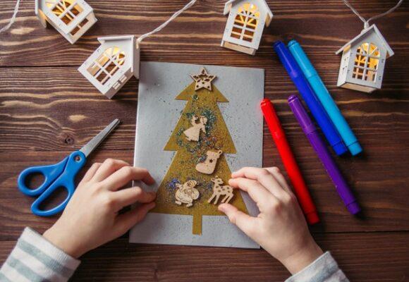 Making handmade postcards: lesson ideas