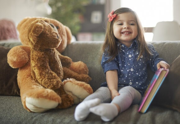 Когда нужно читать вслух с детьми?