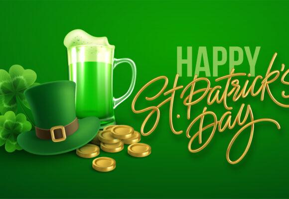 Celebrating Saint Patrick's Day during the pandemic (worksheet)