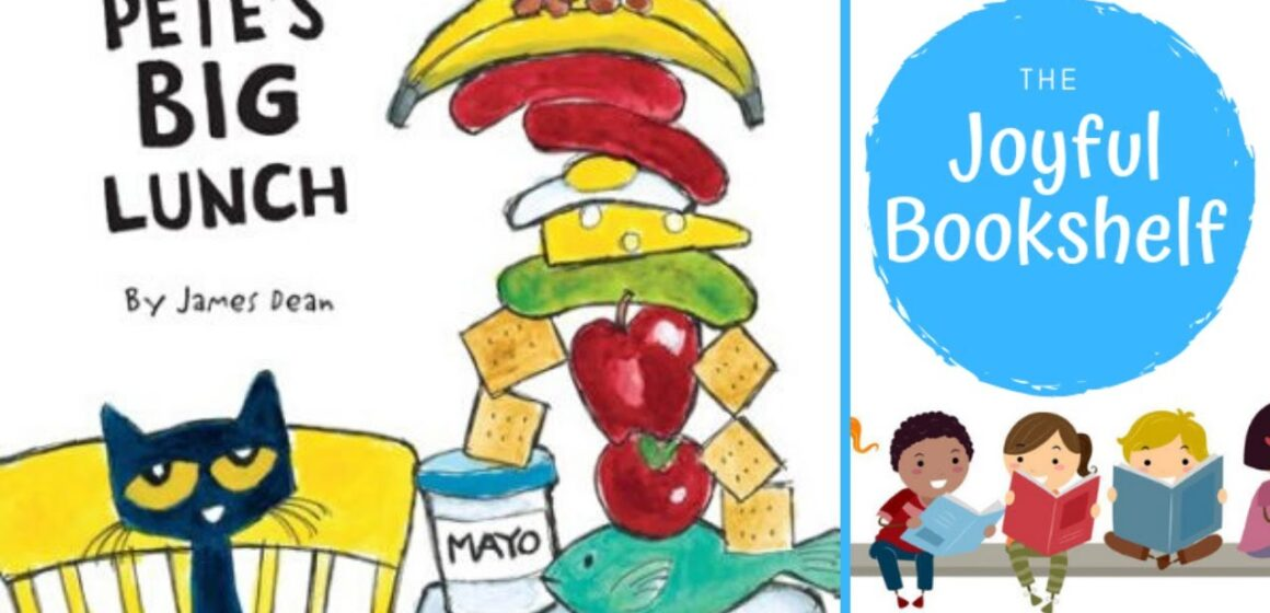 Reading and cooking club. Pete the Cat: Pete's Big Lunch