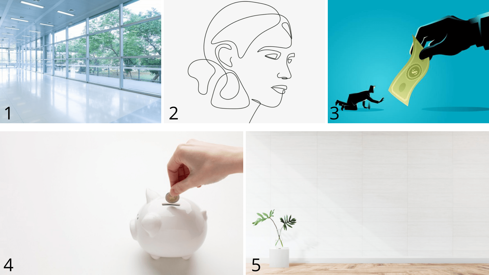 Becoming a minimalist: lesson ideas