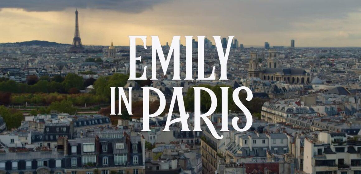 Emily in Paris (worksheet)