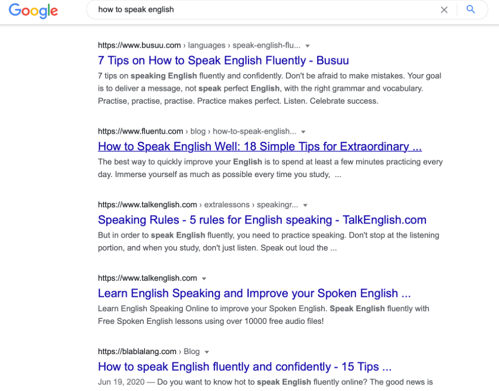 Discovery learning с использованием корпуса текстов на занятиях по английскому языку