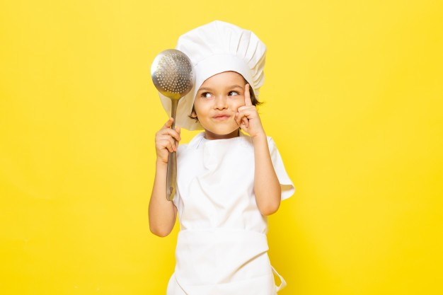 Books on plates: Turning Children's Books into Fun Cooking lessons