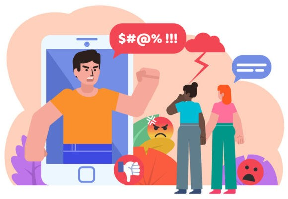 Cyberbullying. English lesson for teens