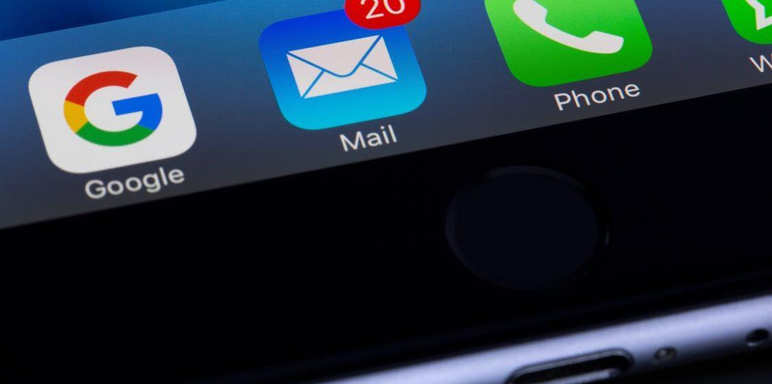 Polishing business e-mail correspondence