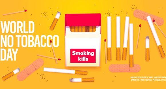 World No Tobacco Day (worksheet)
