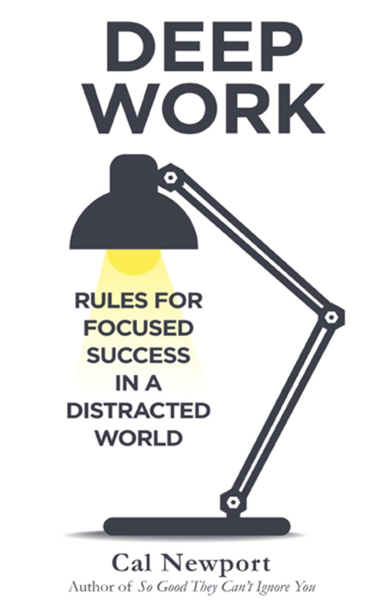 Что такое Deep Work  и стоит ли это хайпа?