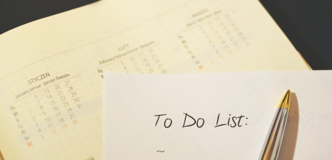 Чек-лист для школьного учителя перед уходом в отпуск
