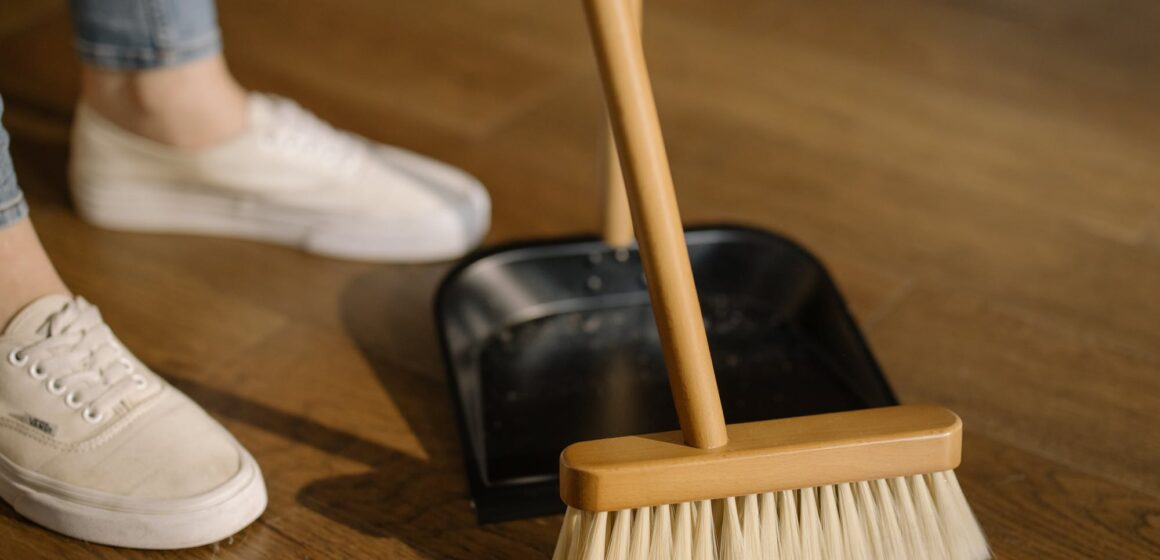 Генеральная уборка: как привести в порядок материалы в классе