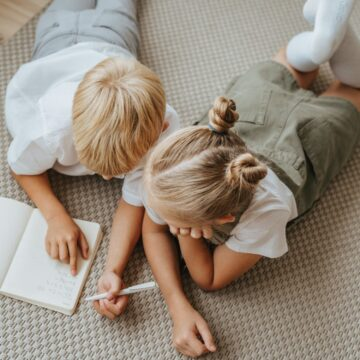 Техники развития навыков письма для онлайн уроков с детьми