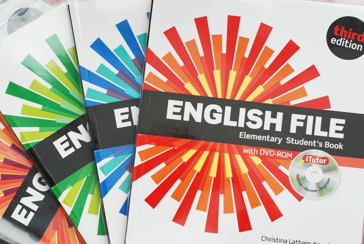 Мои любимые пособия для обучения английскому языку