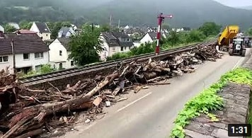 German flood: discussing the latest news with your students