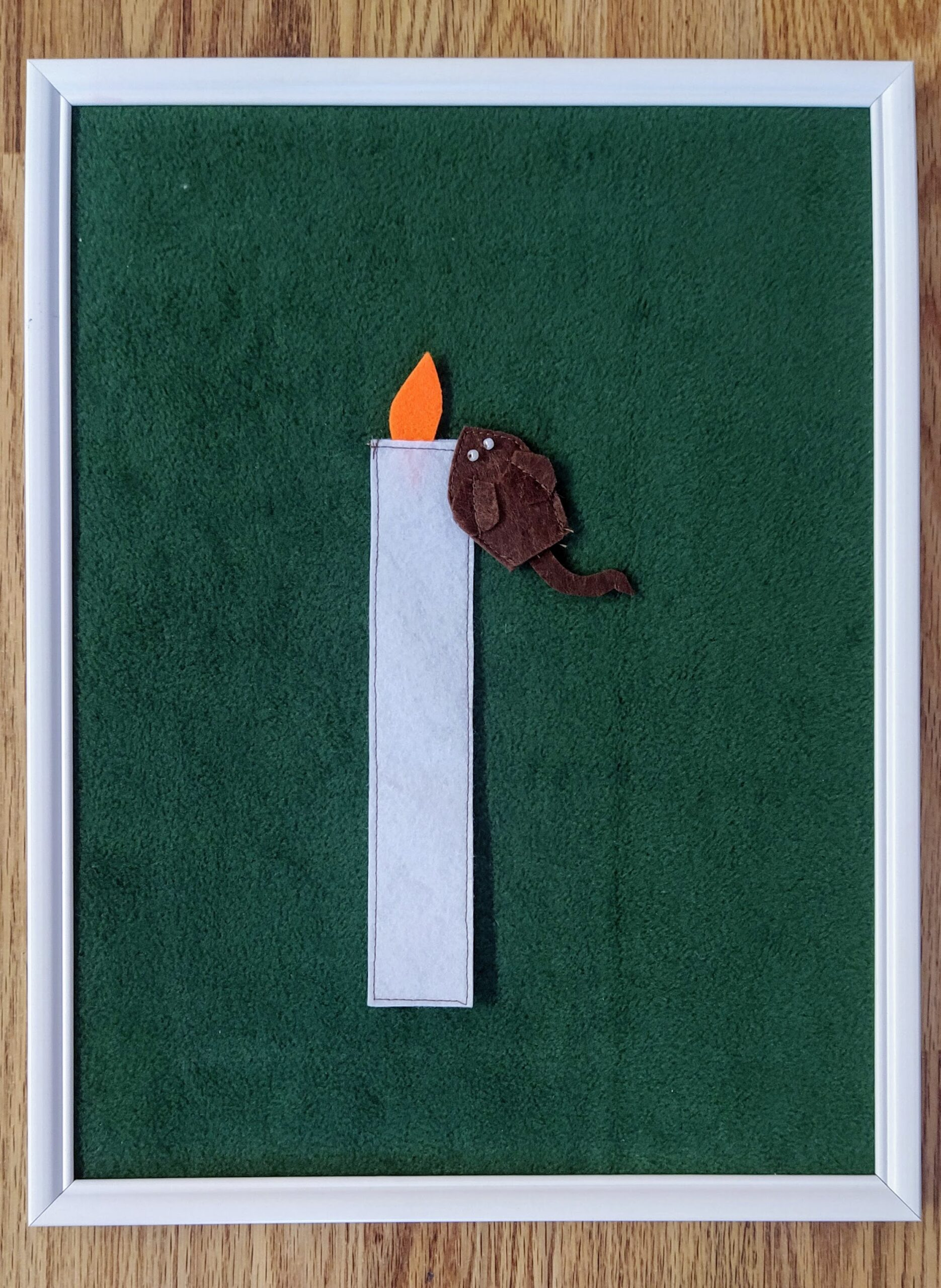 Пример сториборда для обучения детей